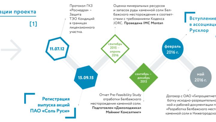 Схема работы ПАО «Соль Руси»